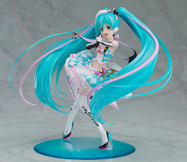 Link a racing Miku 2019 – gsc racing – 2