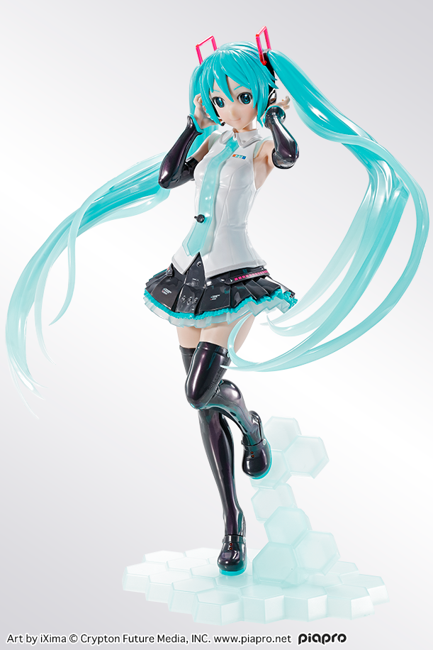 Link a vocaloid – model kit – bandai – 10