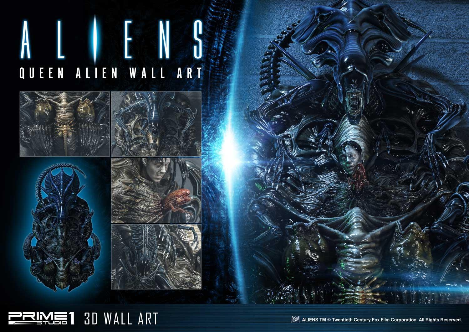 Link a Alien-Queen-Wall-Art-003
