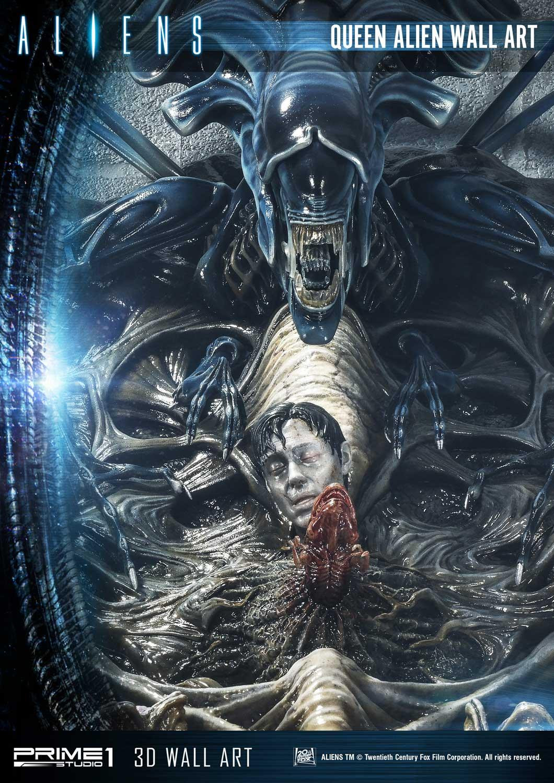 Link a Alien-Queen-Wall-Art-007