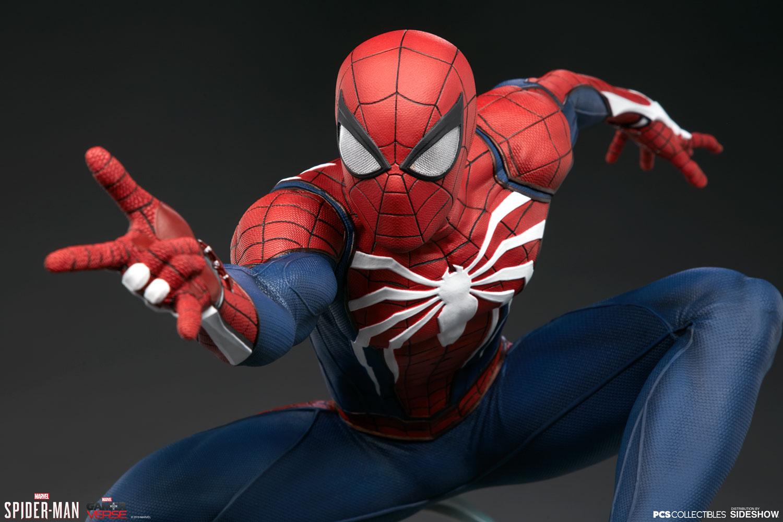 Link a PSC-Spider-Man-Statue-008