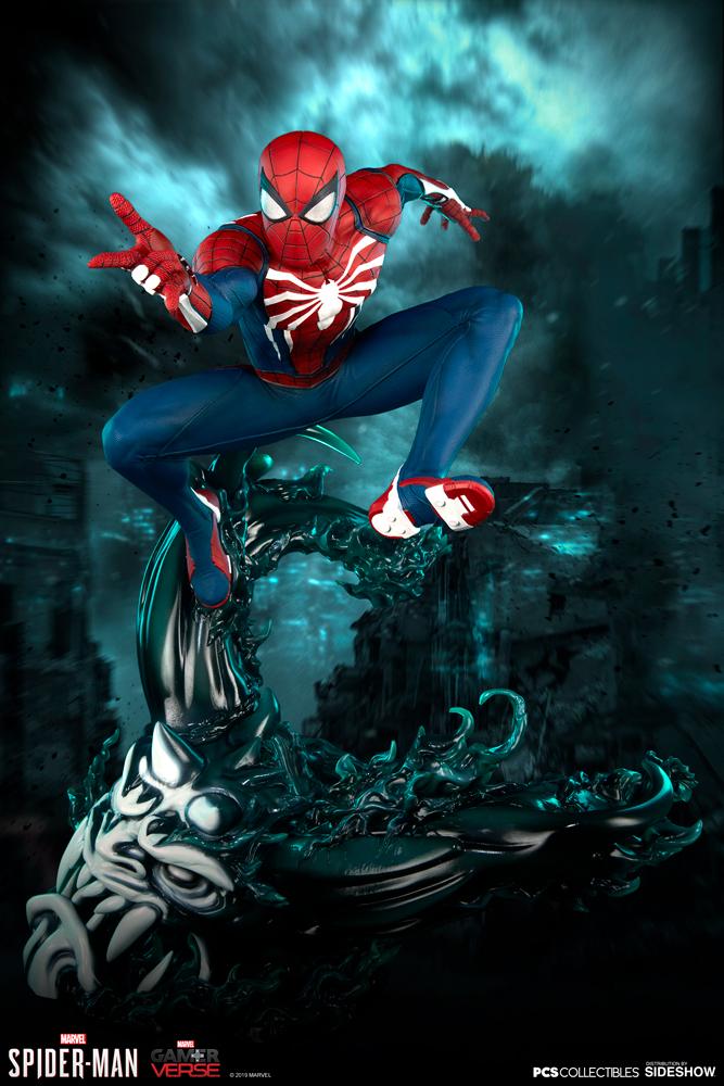 Link a PSC-Spider-Man-Statue-011