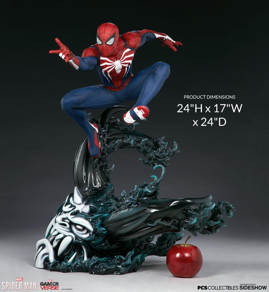 Link a PSC-Spider-Man-Statue-014