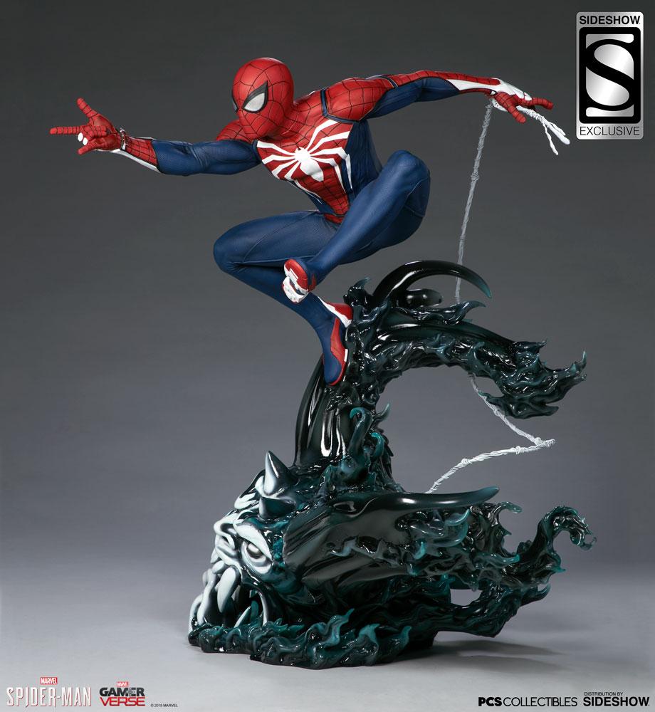 Link a PSC-Spider-Man-Statue-026