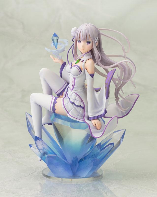 Link a Re ZERO Starting Life in Another World Emilia Kotobukiya Itakon.it 1