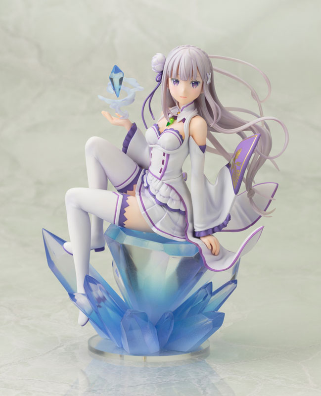 Link a Re ZERO Starting Life in Another World Emilia Kotobukiya Itakon.it 2