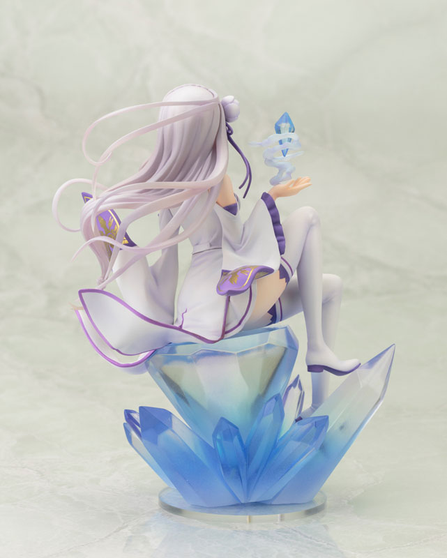Link a Re ZERO Starting Life in Another World Emilia Kotobukiya Itakon.it 3