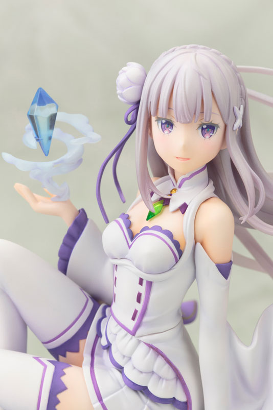 Link a Re ZERO Starting Life in Another World Emilia Kotobukiya Itakon.it 6