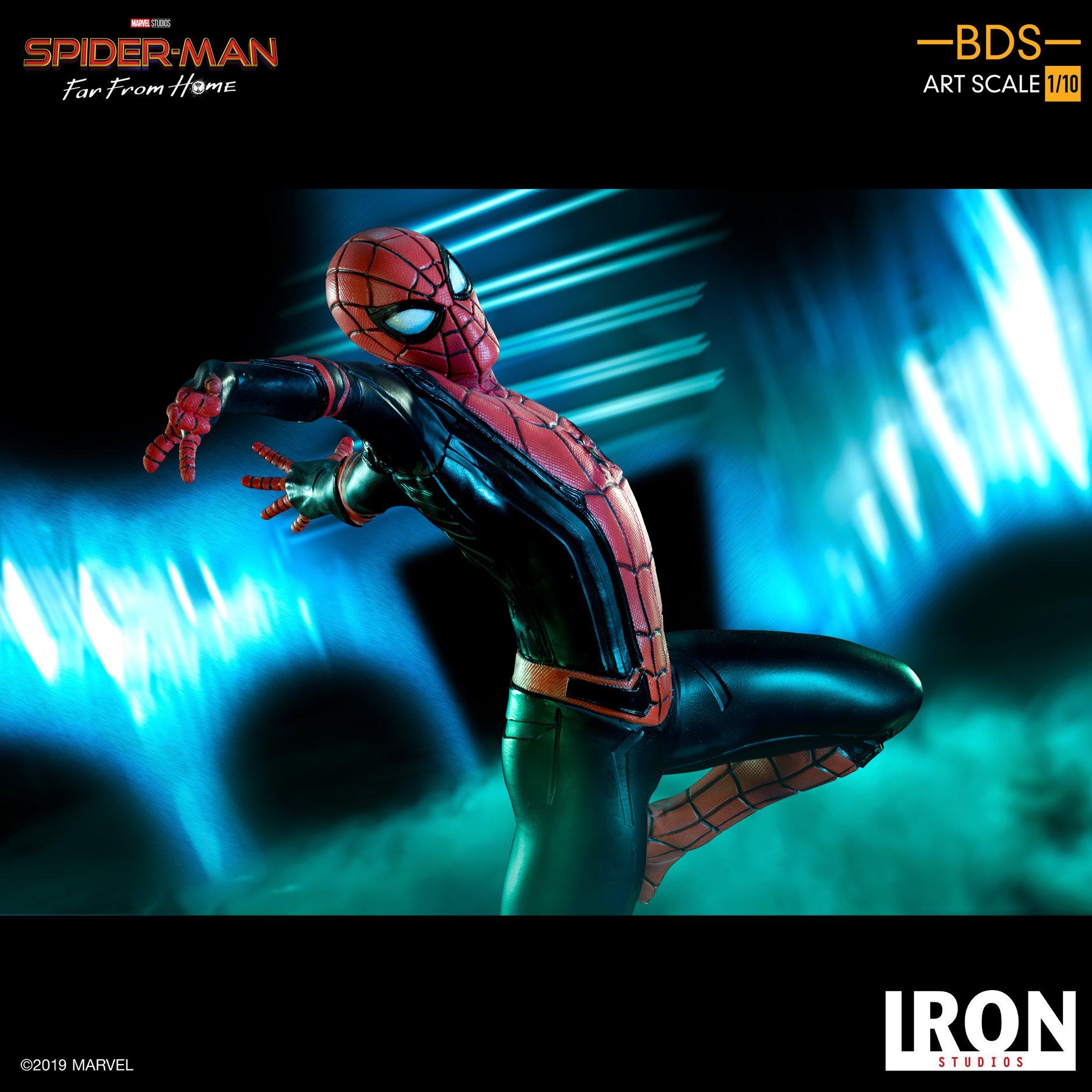 Link a Spider-Man-FFH-Statue-013