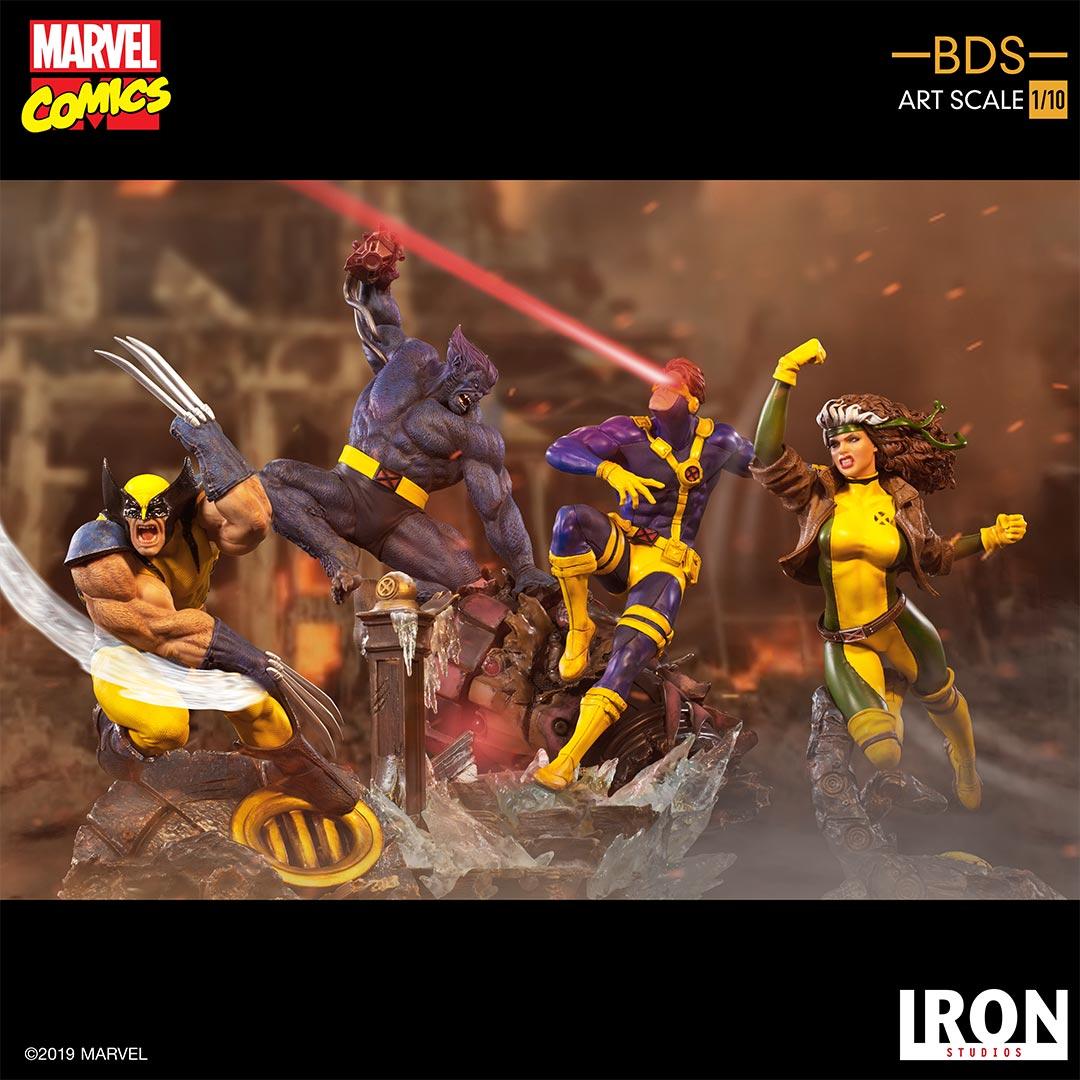 Link a Iron-Studios-Rogue-Statue-004