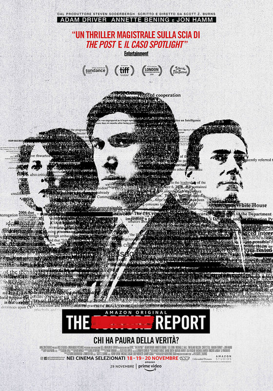 Link a Thereport-poster