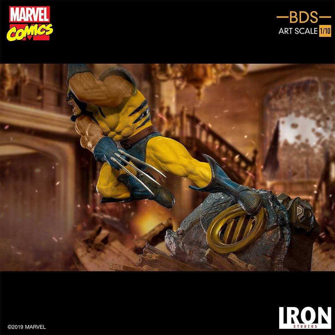 Link a Wolverine-BDS-Statue-003