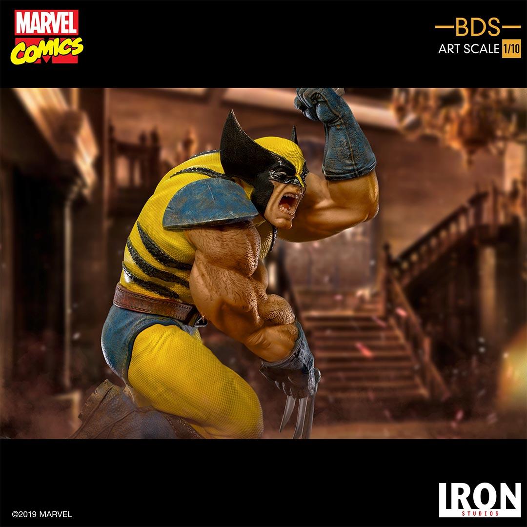 Link a Wolverine-BDS-Statue-004