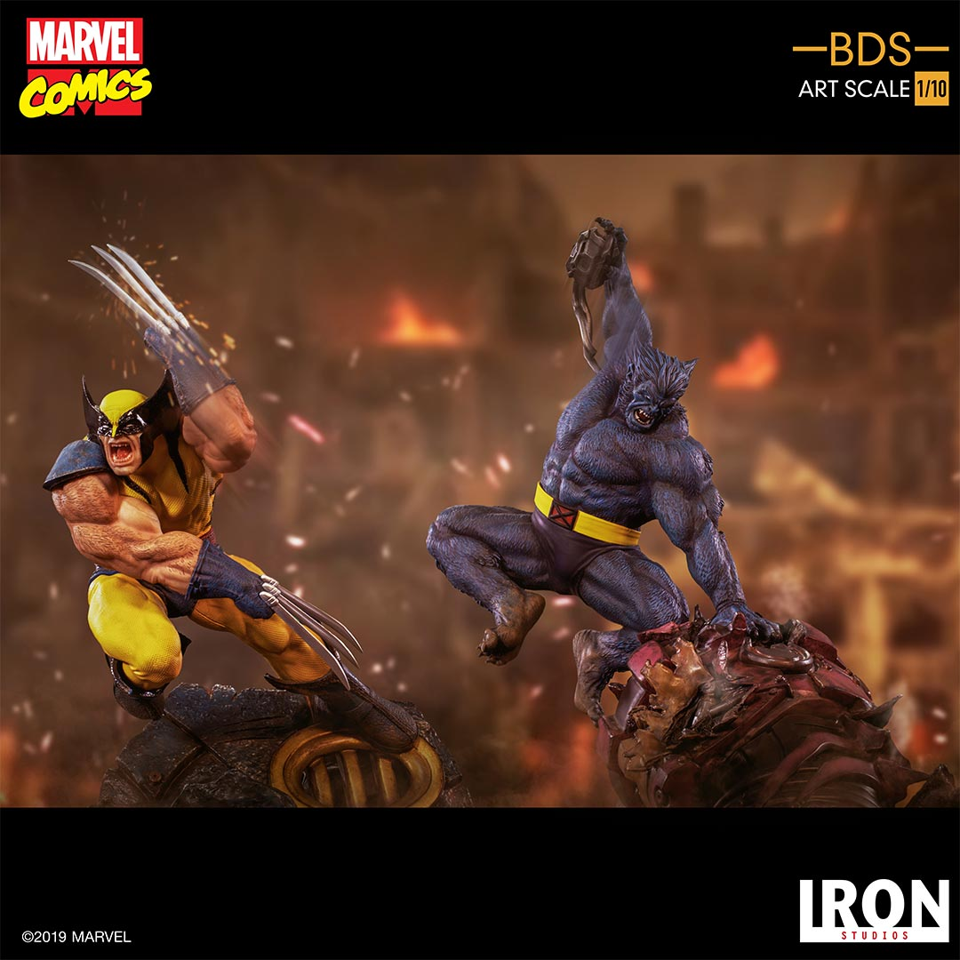 Link a Wolverine-BDS-Statue-005