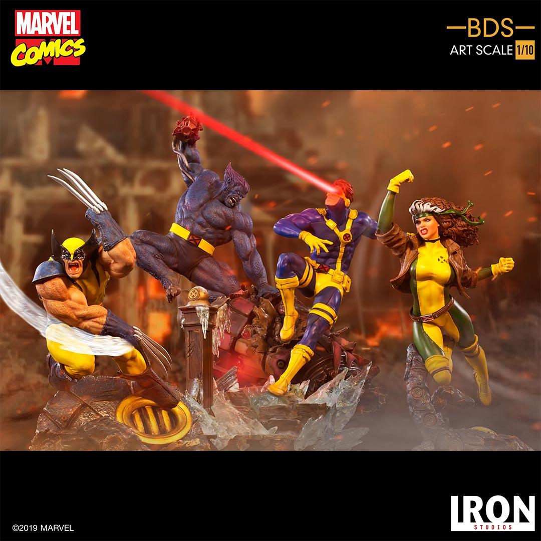 Link a Wolverine-BDS-Statue-006