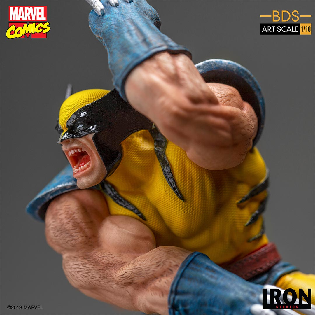 Link a Wolverine-BDS-Statue-012