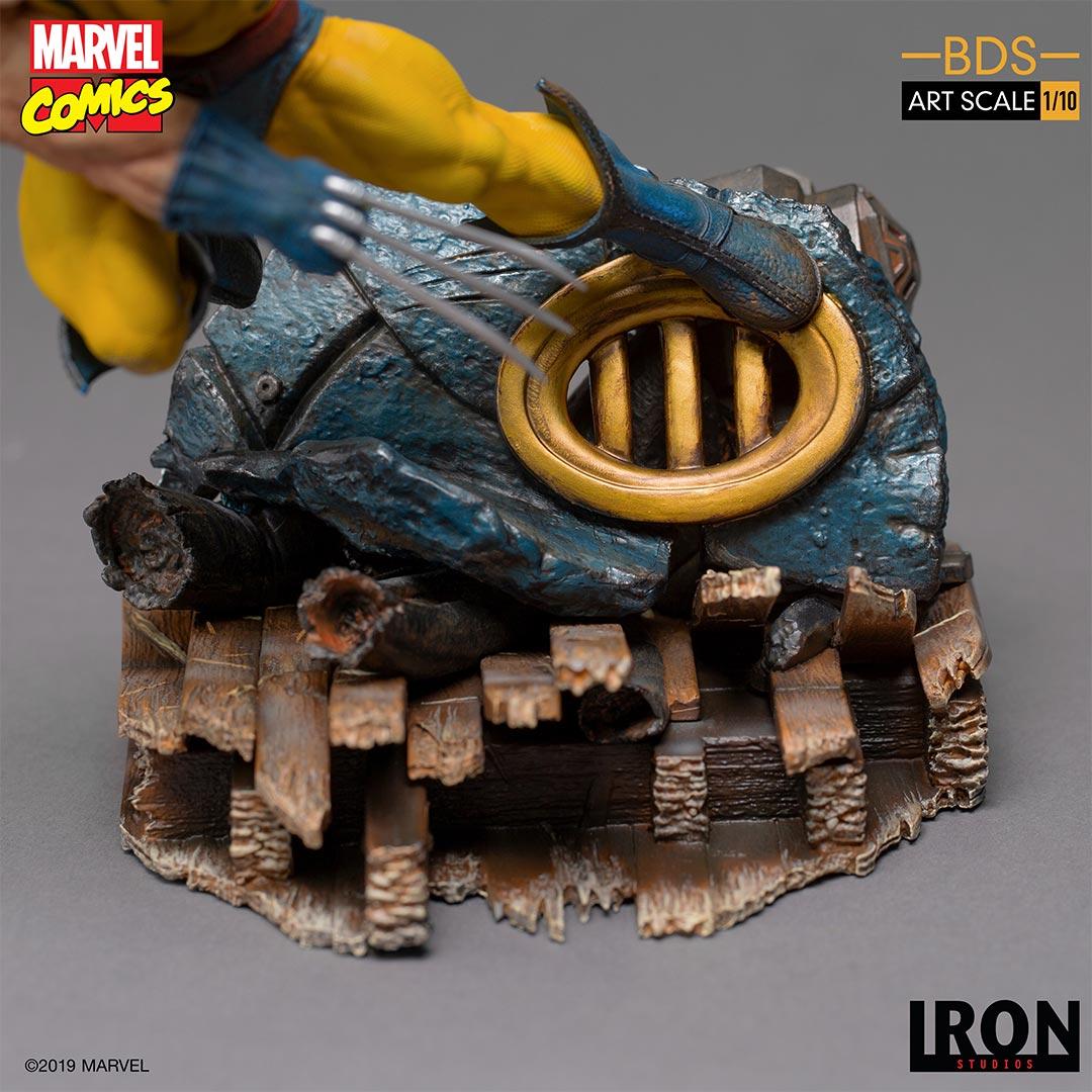 Link a Wolverine-BDS-Statue-015