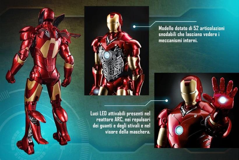 وارد شيطان بيتسي تروتوود Avengers Guanti Di Iron Man Analogdevelopment Com
