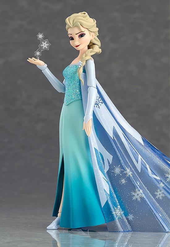 Link a Frozen Elsa figma Good Smile Company Itakon.it 2