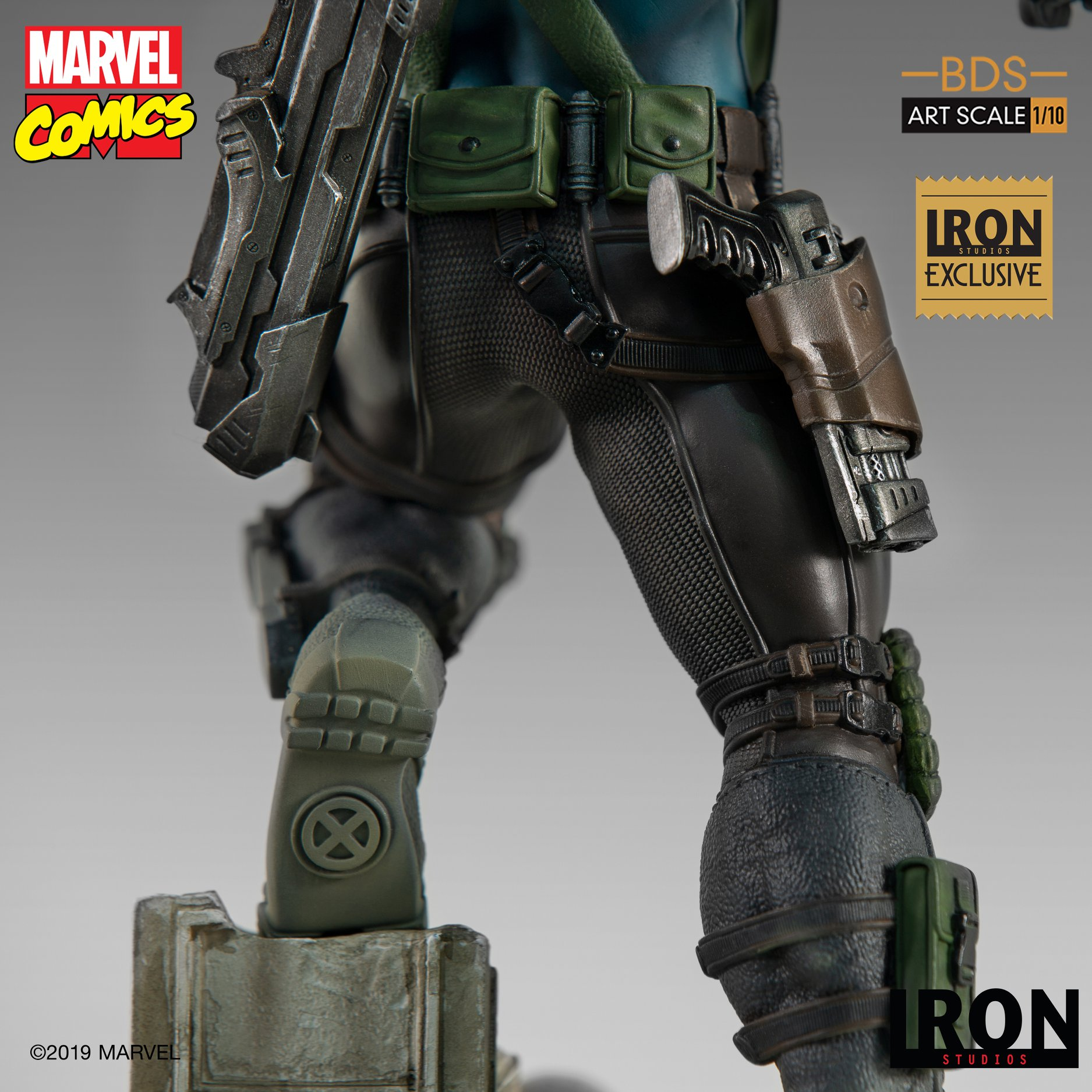 Link a Iron-Studios-Marvel-Cable-010