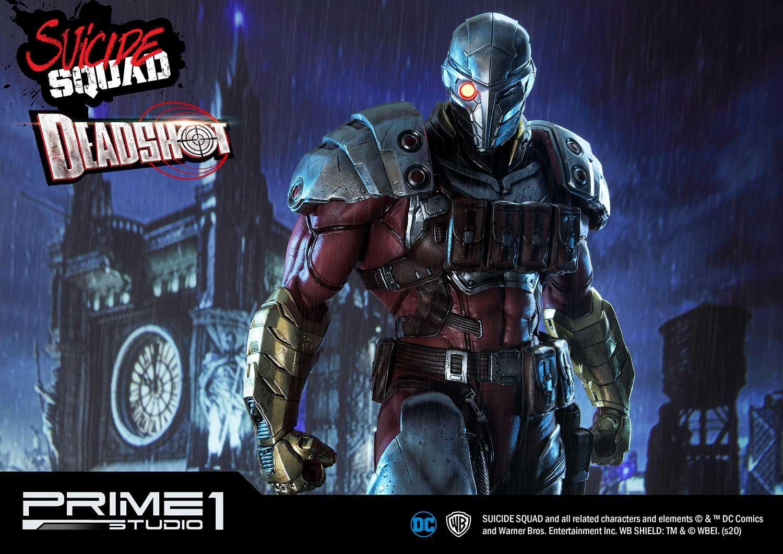 Link a Prime-1-Deadshot-Statue-005