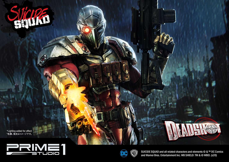Link a Prime-1-Deadshot-Statue-007