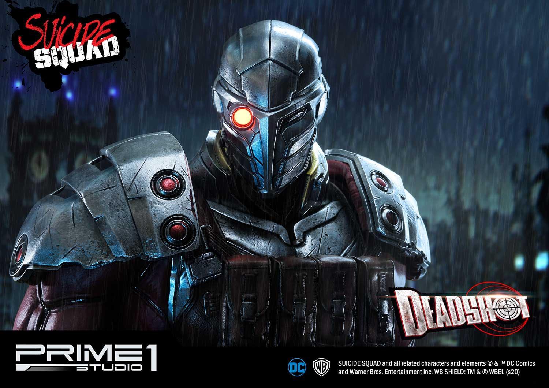 Link a Prime-1-Deadshot-Statue-009
