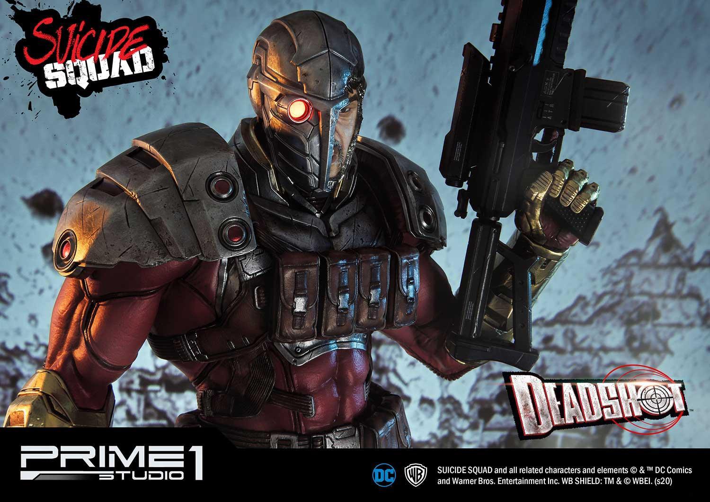 Link a Prime-1-Deadshot-Statue-011