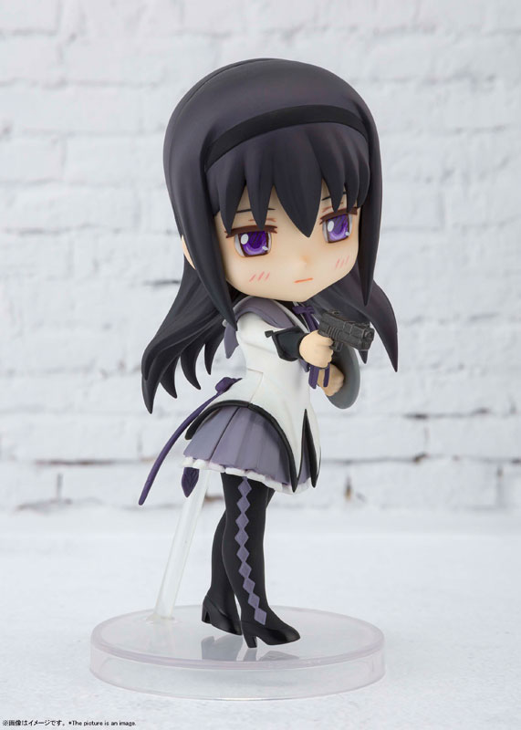 Link a Puella Magi Madoka Magica Homura Akemi Figuarts Mini Bandai Spirits Itakon.it 4