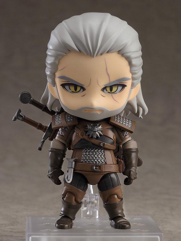 Link a The Witcher 3 Wild Hunt Geralt Nendoroid Good Smile Company Itakon.it 1
