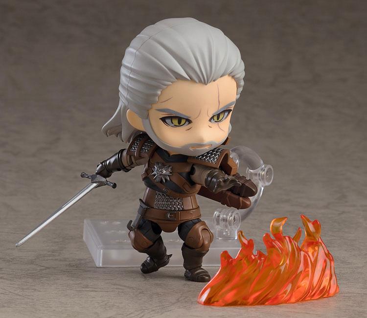 Link a The Witcher 3 Wild Hunt Geralt Nendoroid Good Smile Company Itakon.it 2
