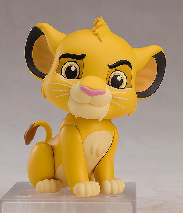 Link a nendoroid simba – lion king – 1