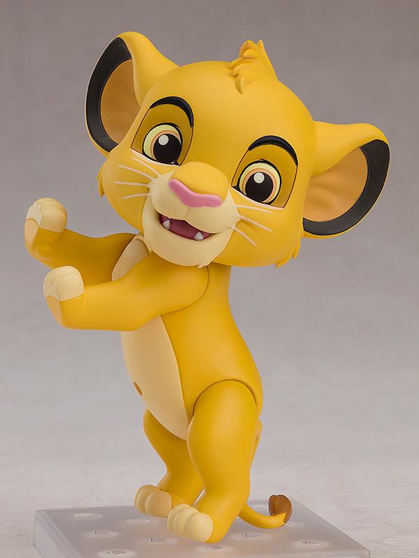 Link a nendoroid simba – lion king – 2
