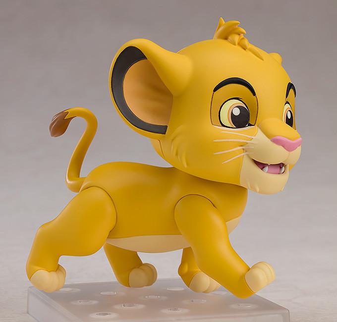 Link a nendoroid simba – lion king – 3