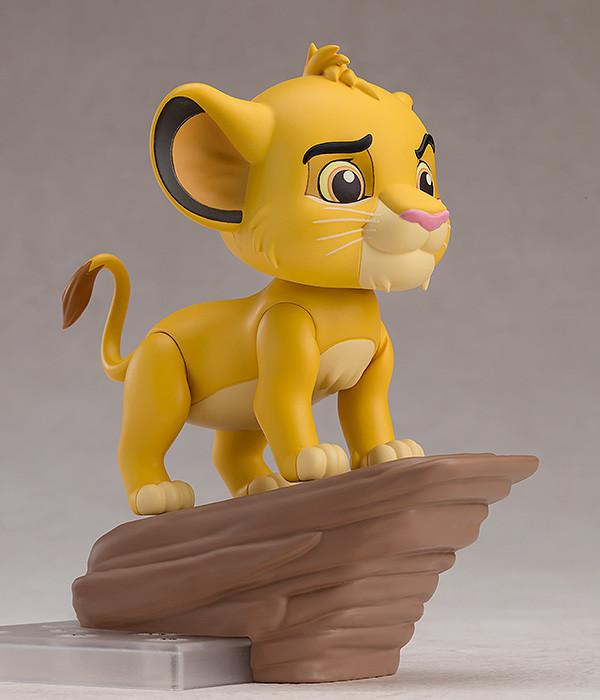 Link a nendoroid simba – lion king – 4