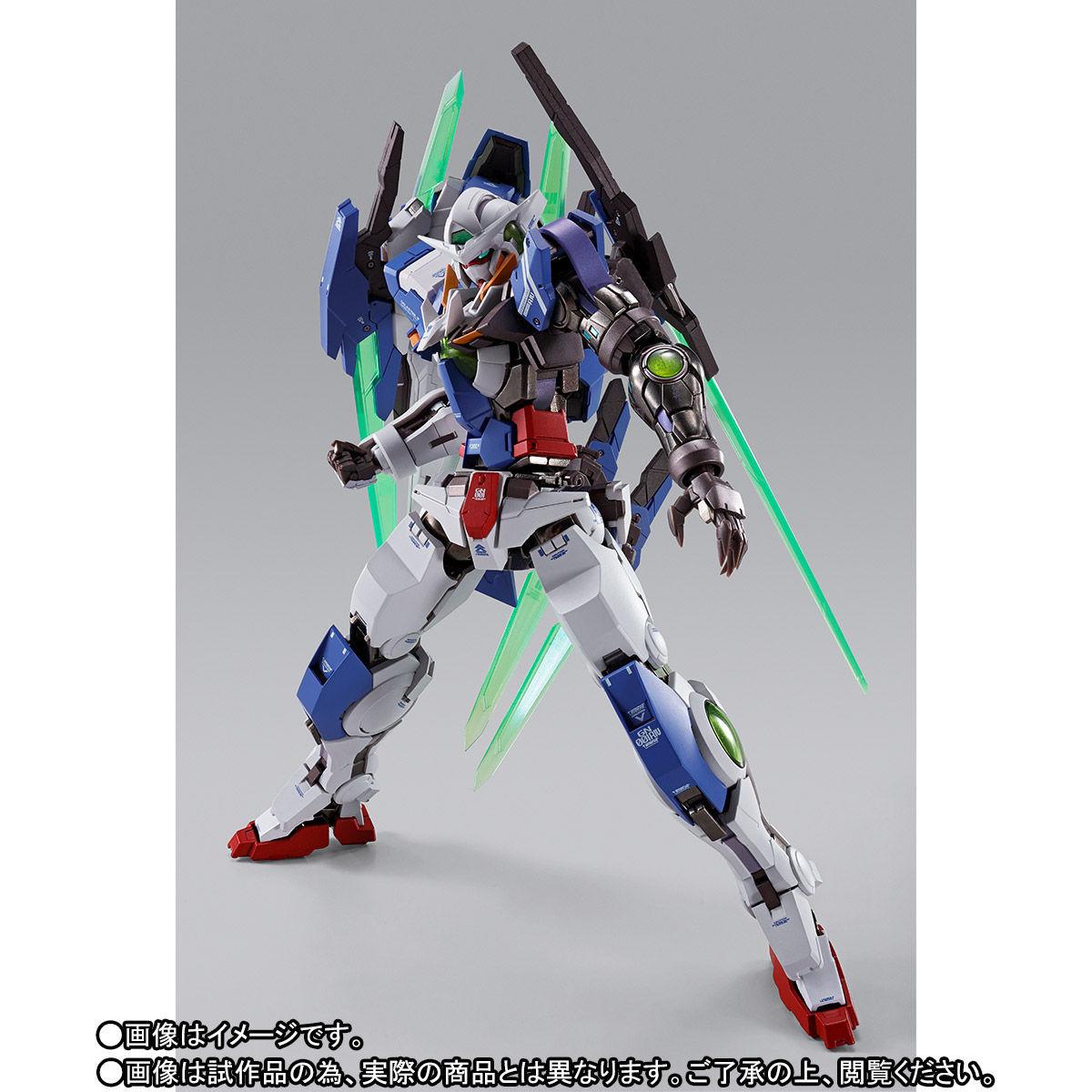 Link a GN-001REIV Gundam Exia Repair IV – Metal Build – 1
