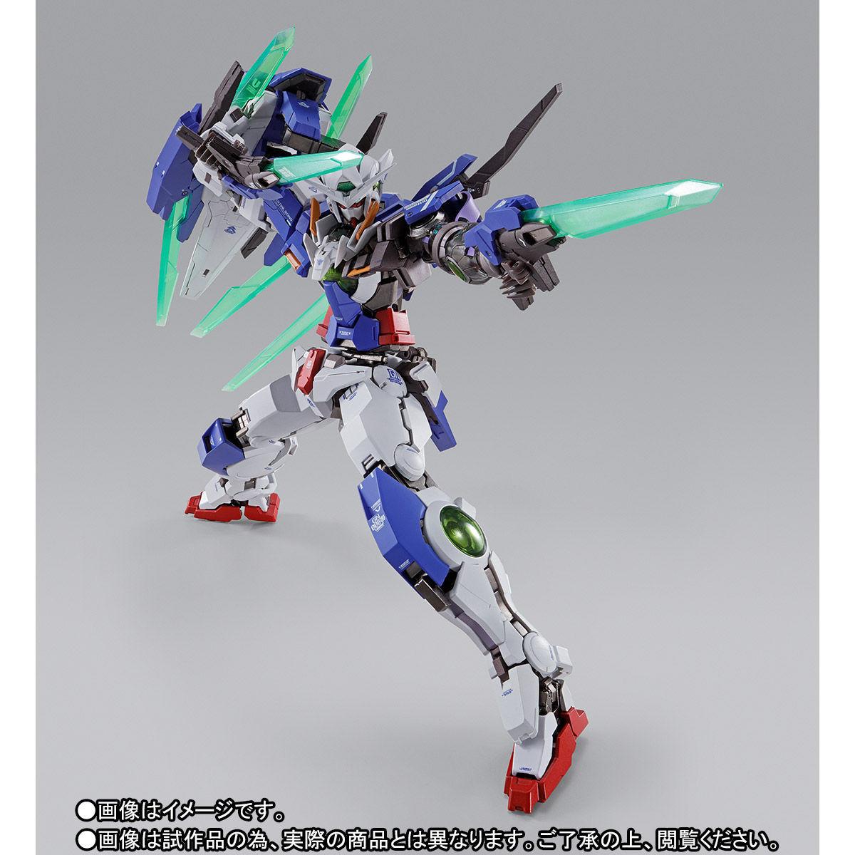 Link a GN-001REIV Gundam Exia Repair IV – Metal Build – 2