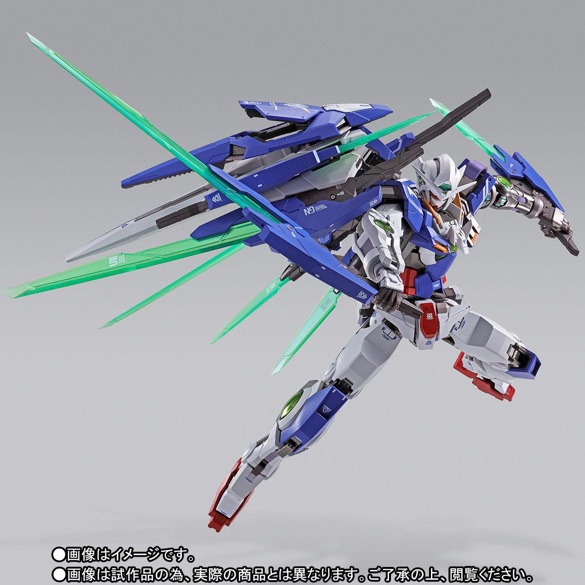 Link a GN-001REIV Gundam Exia Repair IV – Metal Build – 3