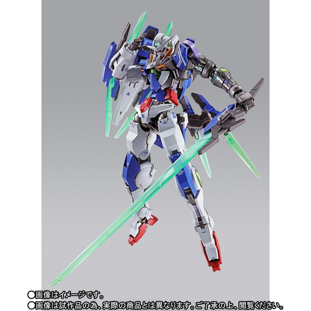 Link a GN-001REIV Gundam Exia Repair IV – Metal Build – 6