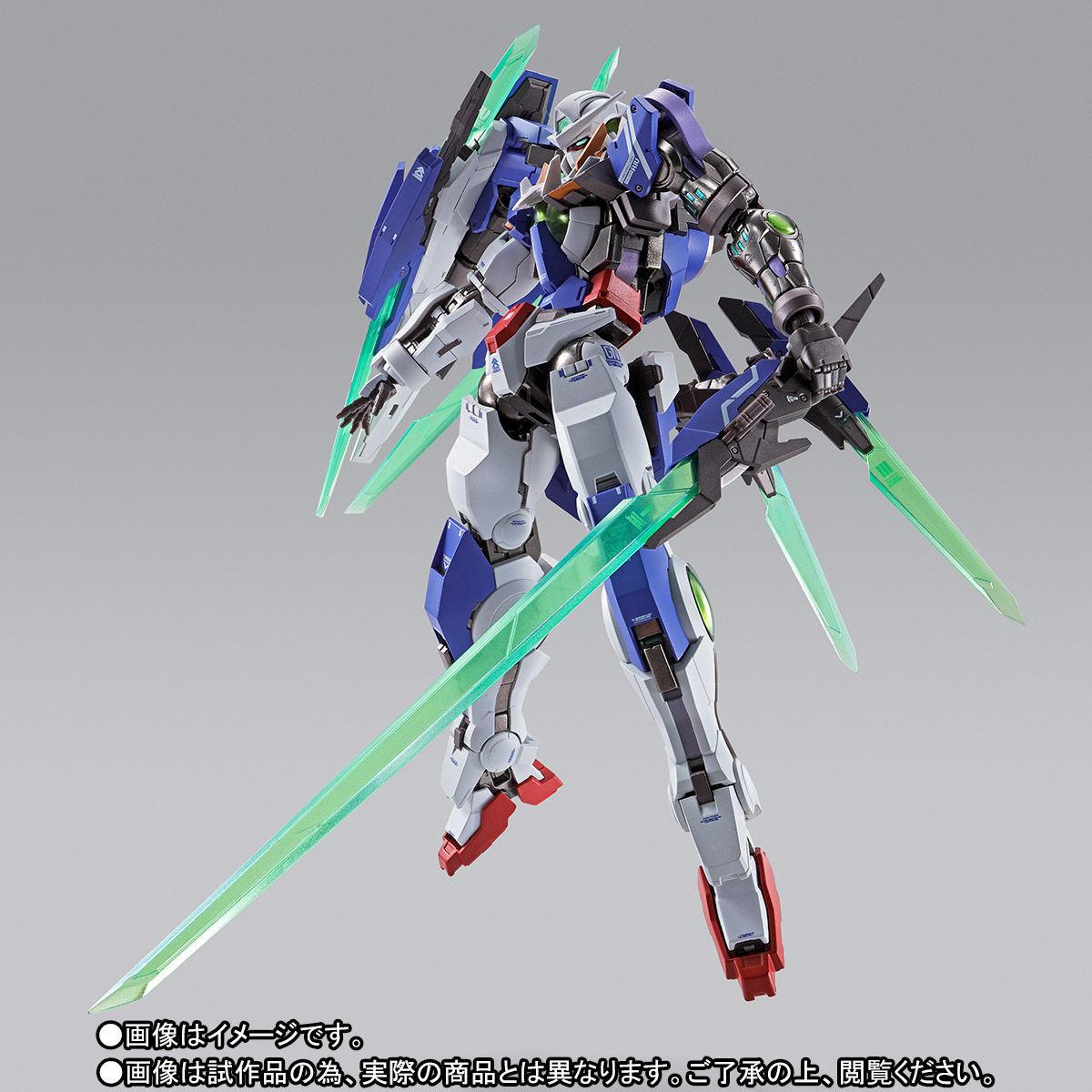 Link a GN-001REIV Gundam Exia Repair IV – Metal Build – 8