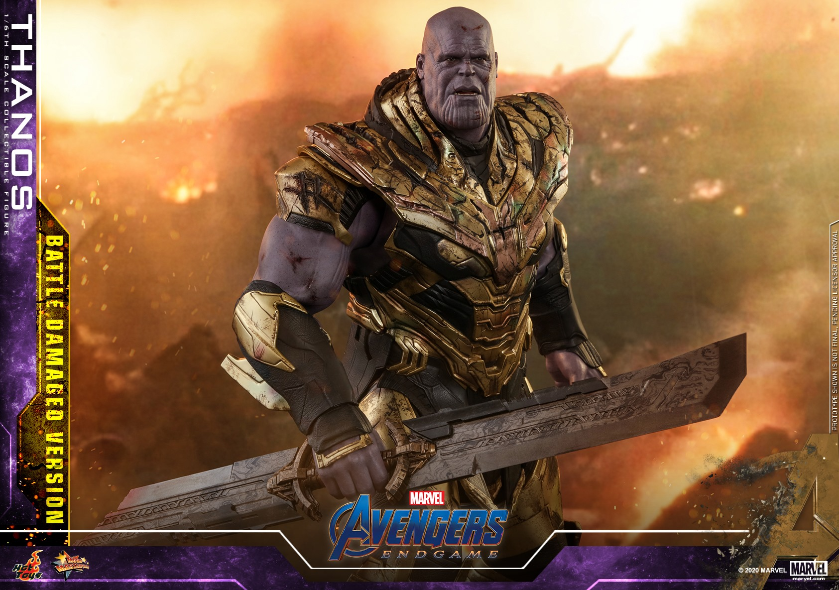 Link a Hot-Toys-Damaged-Thanos-010