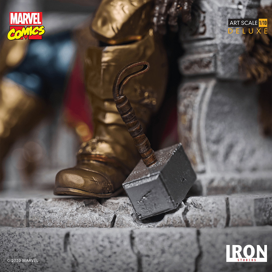 Link a Iron-Studios-Odin-009