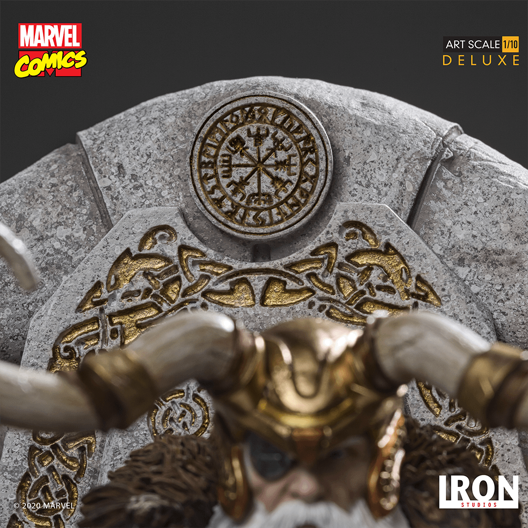 Link a Iron-Studios-Odin-010