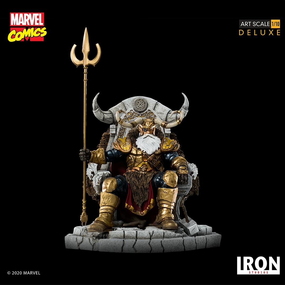 Link a Iron-Studios-Odin-011