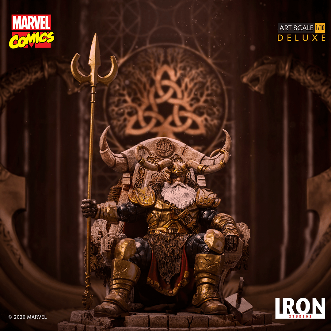 Link a Iron-Studios-Odin-012