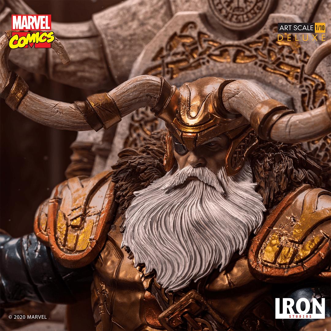 Link a Iron-Studios-Odin-014