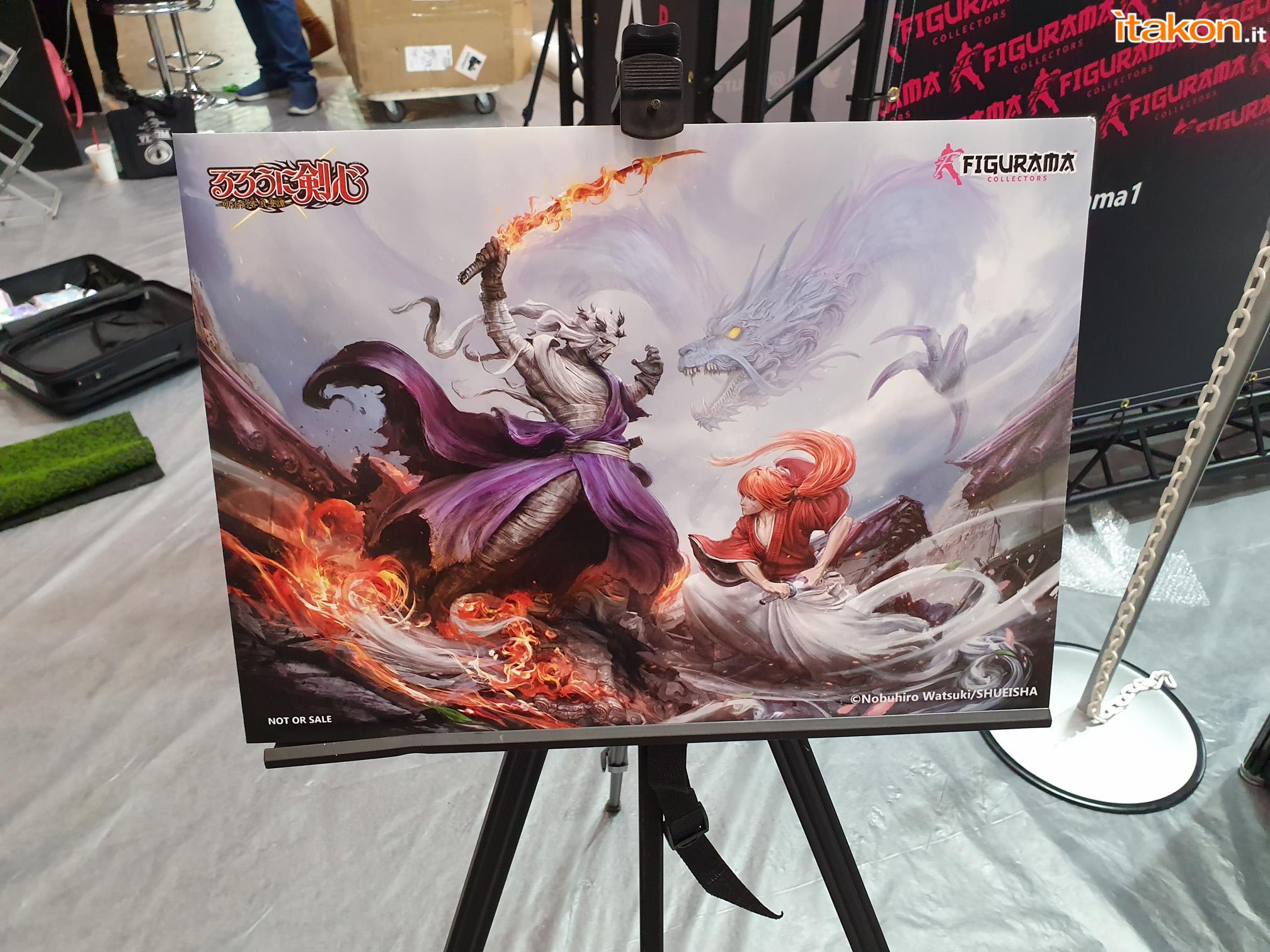 Link a Kenshin – Figurama Collectors – WF 2020 -1