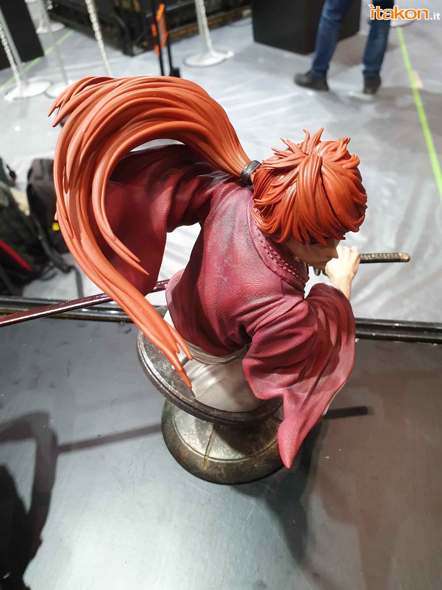 Link a Kenshin – Figurama Collectors – WF 2020 -14