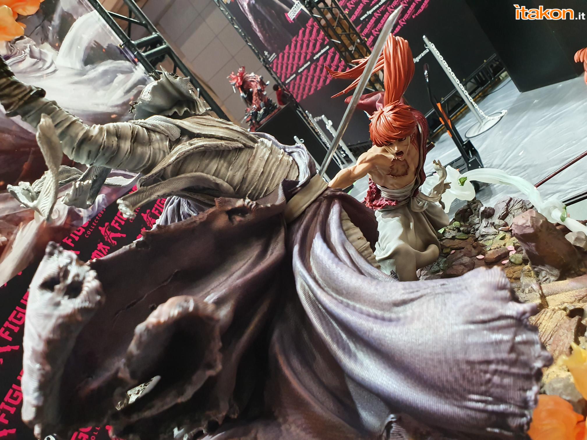 Link a Kenshin – Figurama Collectors – WF 2020 -34