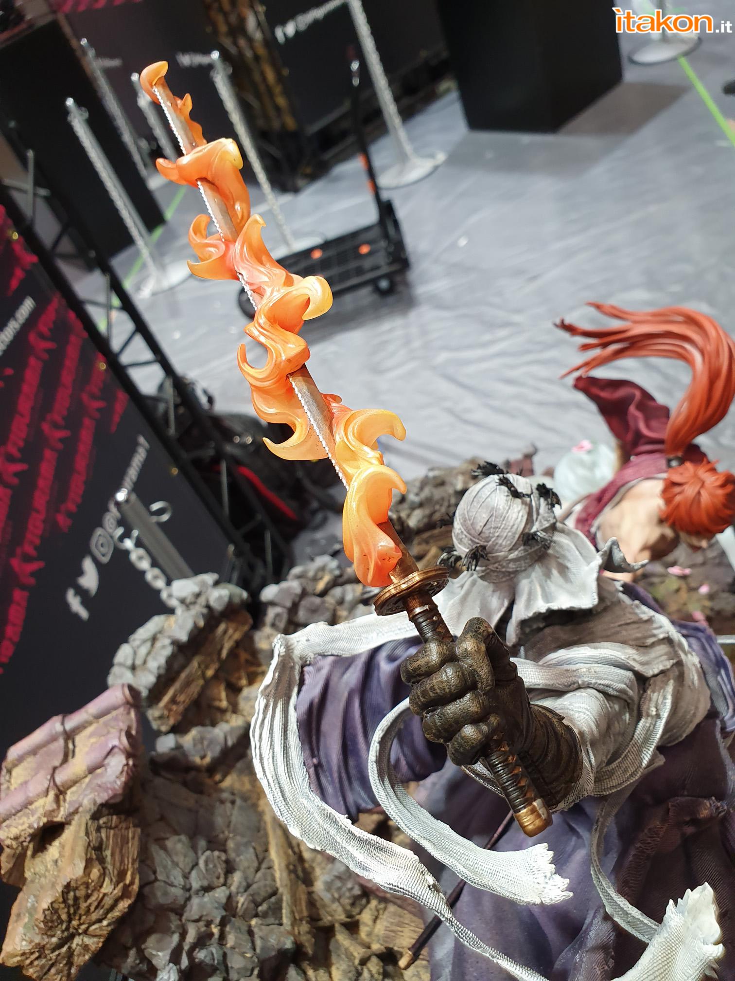 Link a Kenshin – Figurama Collectors – WF 2020 -36